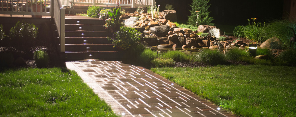 lawn irrigation services